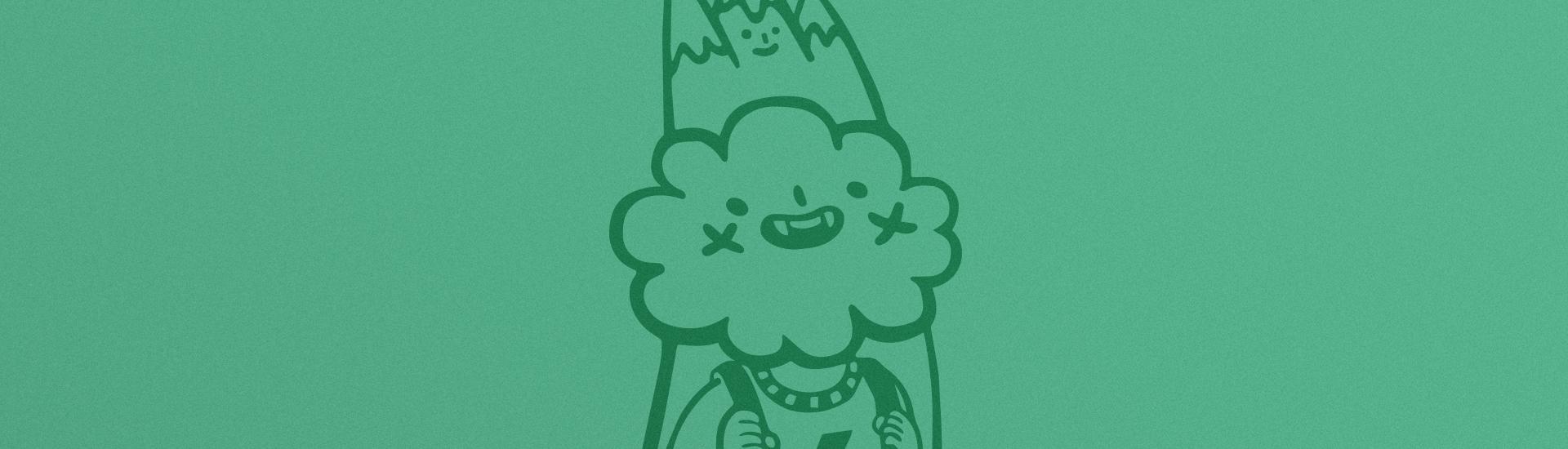 Enfant nuage